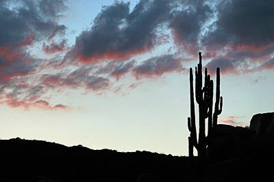Photograph - 4 Peaks Sunset 15 by Jeff Brunton