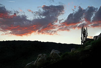 Photograph - 4 Peaks Sunset 7 by Jeff Brunton