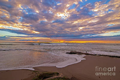 Photograph - Windansea Beach by Roman Gomez