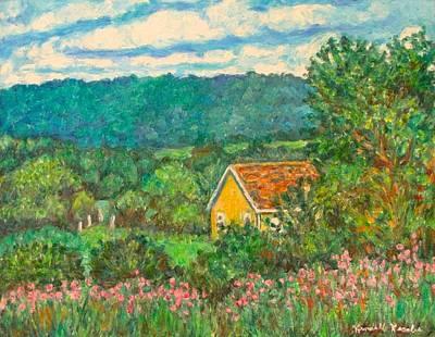 Painting - 460 by Kendall Kessler
