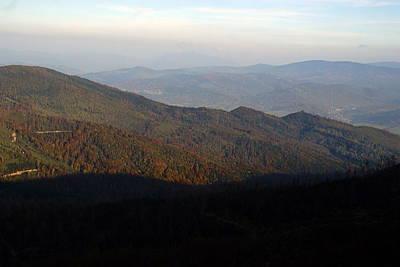 Photograph - Fall Mountains by Joanna Machel