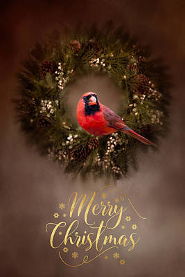 Photograph - Merry Christmas by Cathy Kovarik