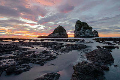 Photograph - Motukiekie Beach - New Zealand by Joana Kruse