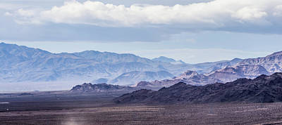 Photograph - Red Rock Canyon Nevada Nature Scenics by Alex Grichenko