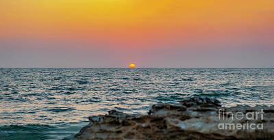 Photograph - Sunset  by Roman Gomez