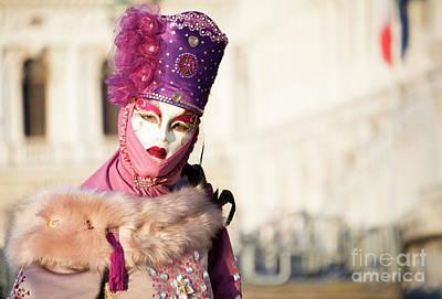Photograph - Venice Carnival 2019 by Juli Scalzi