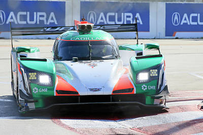 Sports Royalty-Free and Rights-Managed Images - #50 Cadillac DPI by Shoal Hollingsworth