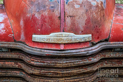Photograph - 51 Rusting by Tim Gainey