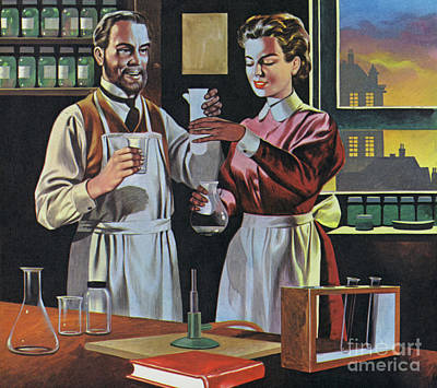 Painting - 5197137 by Ron Embleton