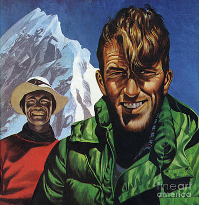 Painting - 5197138 by Ron Embleton
