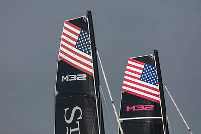 Photograph - M32 Chicago by Steven Lapkin