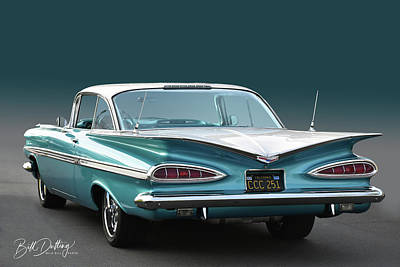 Photograph - 59 Impala Tail by Bill Dutting