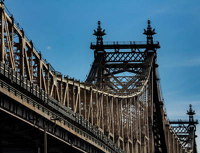 Photograph - 59th Street Bridge by Robert Ullmann
