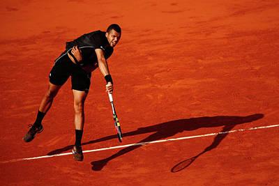 Photograph - 2015 French Open - Day Ten by Julian Finney