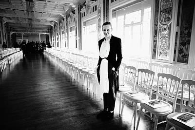 Photograph - Alternative View - Paris Fashion Week by Vittorio Zunino Celotto