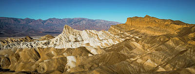 Photograph - Death Valley National Park Hike In California by Alex Grichenko