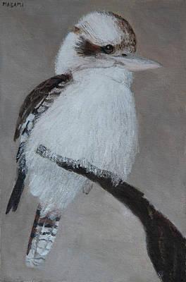 Painting - Kookaburra by Masami IIDA