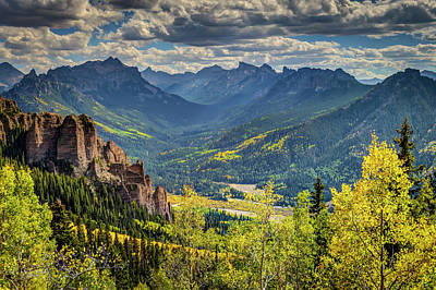 Photograph - Uncompahgre Sky by Richard Raul Photography