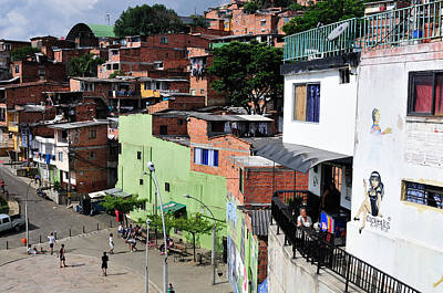 Latidude Image - Medellin - Colombia by Carlos Mora