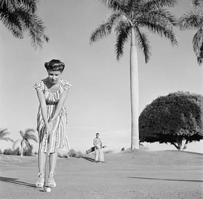 Latin America Photograph - Havana, Cuba by Michael Ochs Archives