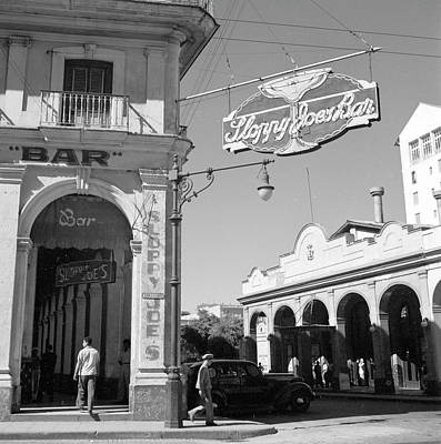 Photograph - Havana Nights by Michael Ochs Archives