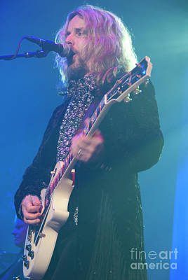 Photograph - Tommy Shaw by Jenny Potter