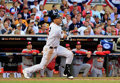 Photograph - 85th Mlb All Star Game by Rob Carr