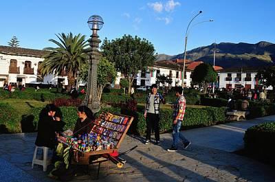 Soap Suds - Chachapoyas - Peru by Carlos Mora