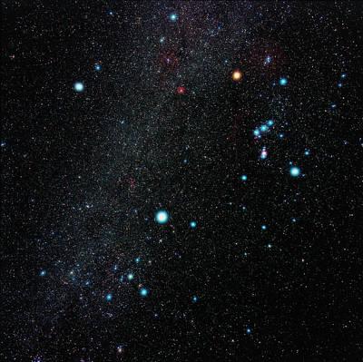 Photograph - Orion Constellation by Eckhard Slawik