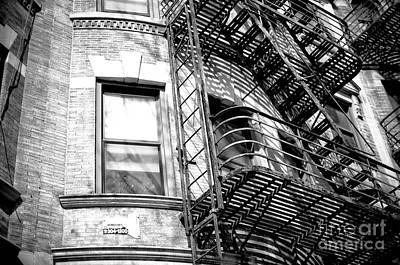 Photograph - 8th Avenue View Park Slope by John Rizzuto