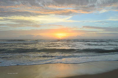 Photograph - 9/17/18 Obx Sunrise  by Barbara Ann Bell