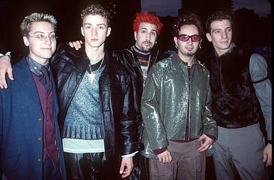 Photograph - 9999_n_sync by Brenda Chase