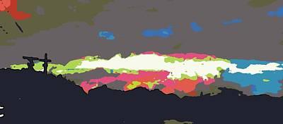 Digital Art - 9th Hour by Mykul Anjelo