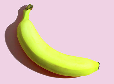 Photograph - A Banana Is Just A Banana by Perry Correll