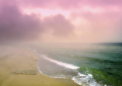 Photograph - A Beautiful Afternoon At The Dreamland Seashore by Johanna Hurmerinta