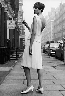 Dress Photograph - A Cocktail Dress From Mattlis by Keystone-france