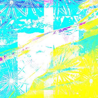 Digital Art - A Crown Of Thorn Gift Three by Payet Emmanuel