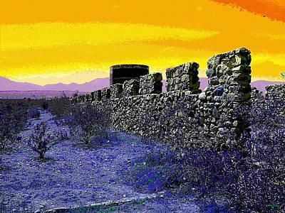 Wall Art - Photograph - A Desert Host 2 by Glenn McCarthy Art and Photography