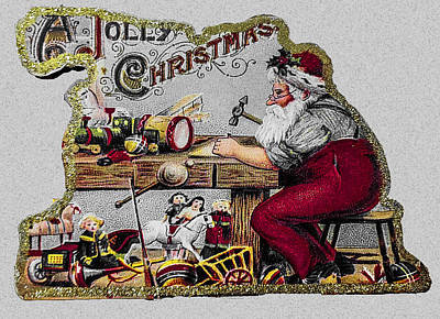 Photograph - A Jolly Christmas by Doc Braham