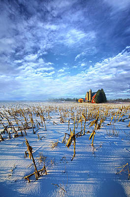 Royalty-Free and Rights-Managed Images - A Little Place In Time by Phil Koch