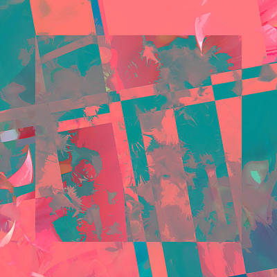 Digital Art - A Living Love by Payet Emmanuel