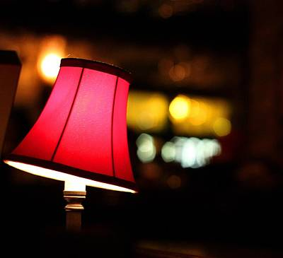 Pub Photograph - A Night At The Pub by Lauren E Osborne