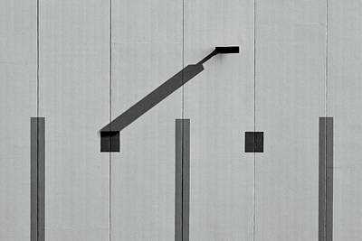 Photograph - A Salute To Minimalism by Stuart Allen