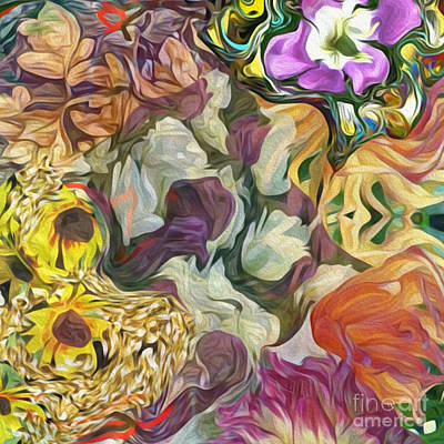 Digital Art - A Sense Of Joy by Kathie Chicoine