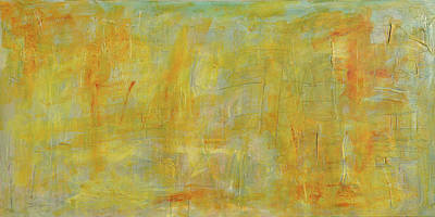 Painting - A Song In Stone That Sings by Paulette B Wright