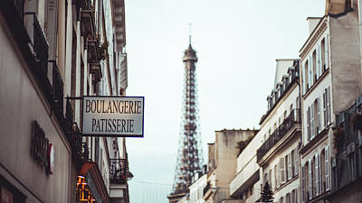 A Street In Paris Original