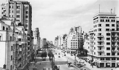 A View Of Bucharest Art Print by Hulton Archive