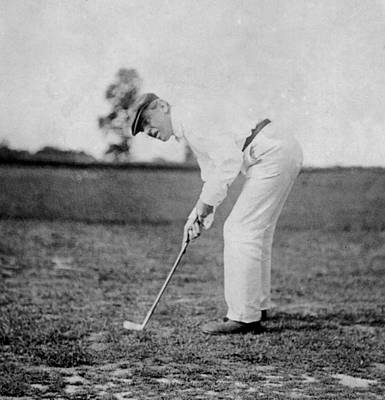 Photograph - A Wilson Club by Hulton Archive