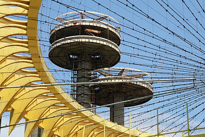 Photograph - A World's Fair Memory by Cate Franklyn