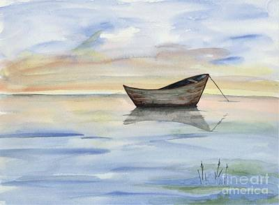 Painting - Abandoned by Judy Horan